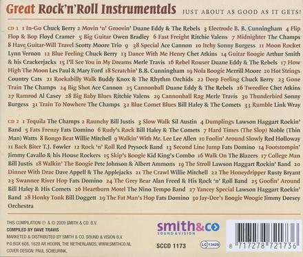 Great rock 'n' roll instrumentals. Vol. 3, 1950-1958