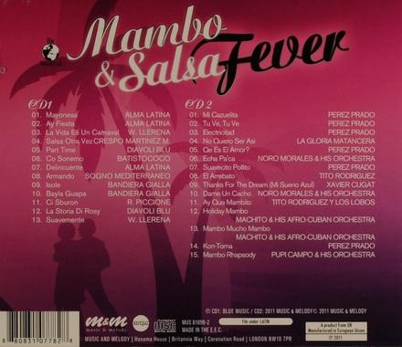The world of mambo & salsa fever
