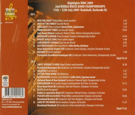 2nd world brass band championships 2009