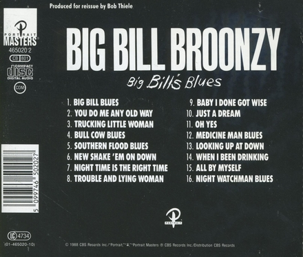 Big bill's blues