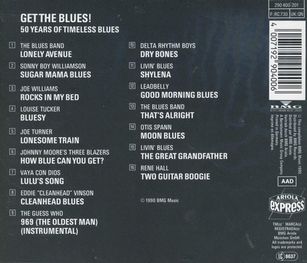 Get the blues! 50 years of...