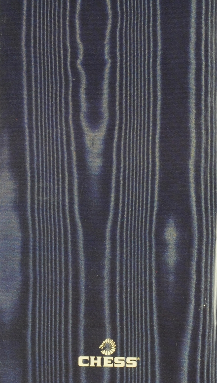 Chess blues 1947 - 1967