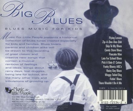 Big blues : blues music for kids
