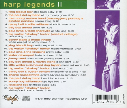 Harp legends. vol.2