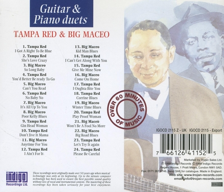 Guitar & piano duets