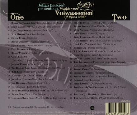 Muziek voor volwassenen : De blues editie. vol.2