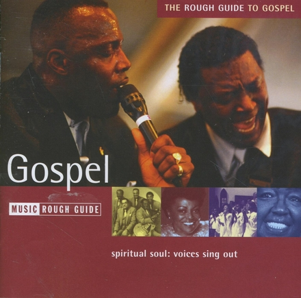 The Rough Guide to gospel
