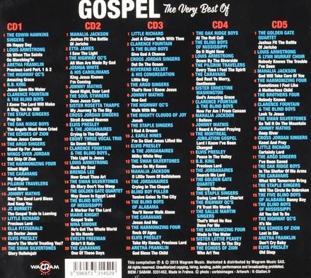 Gospel : the very best of