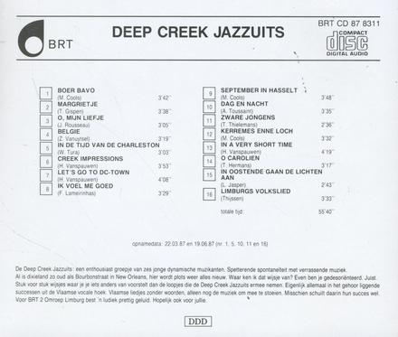 Deep creek jazzuits