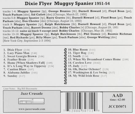 Dixie flyer 1950-54