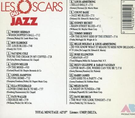 Les oscars du jazz