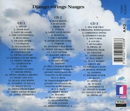 Django swings nuages - 1933/41