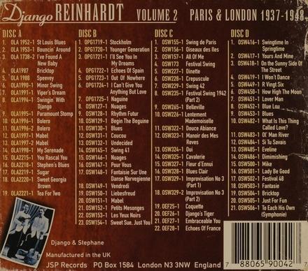 Paris & London : 1937-1948. vol.2