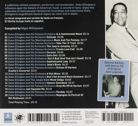 Duke Ellington : reborn and remastered