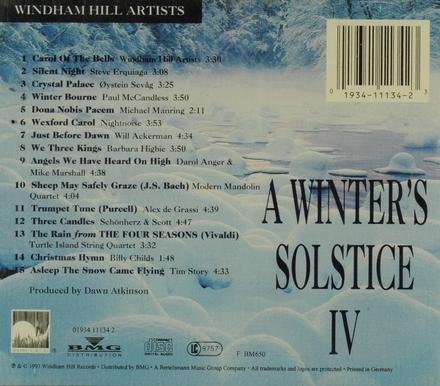 A winter's solstice. vol.4
