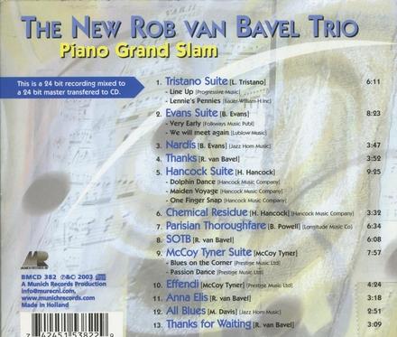 Piano grand slam