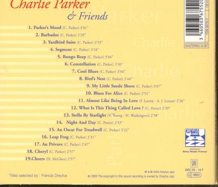 Charlie Parker & friends