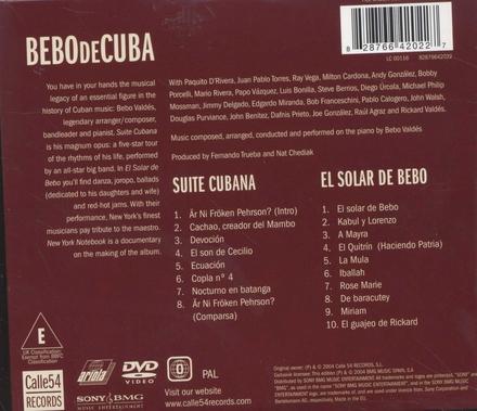 Suite Cubana/El solar de Bebo