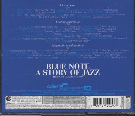Blue Note : a story of jazz