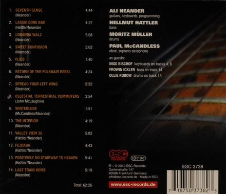 Ali Neander feat. Hellmut Hattler