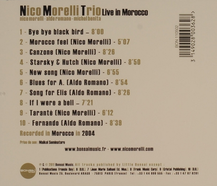 Live in Morocco