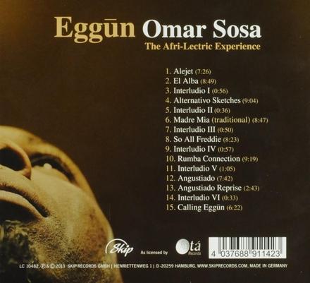 Eggun : the Afri-lectric experience