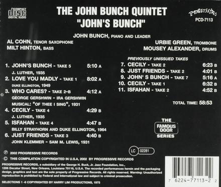 John's Bunch