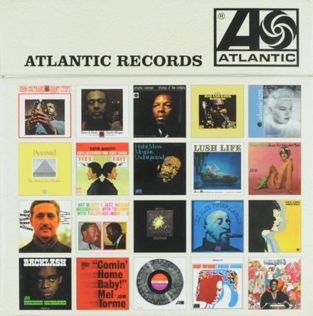 Atlantic jazz legends : 20 original albums from the iconic Atlantic label