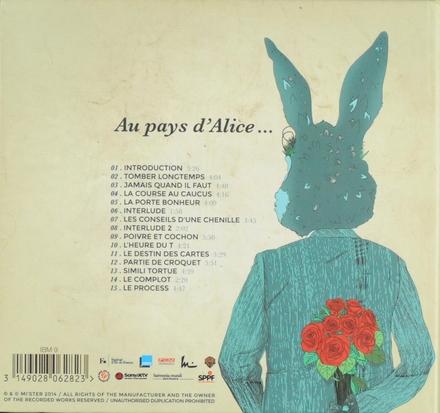 Au pays d'Alice ...