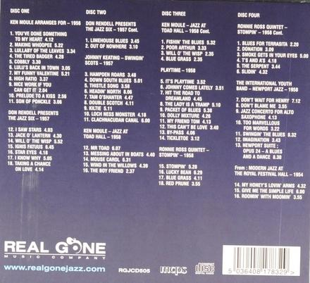 Seven classic albums plus bonus tracks