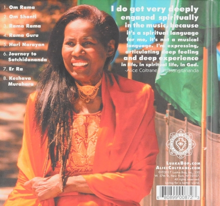 World spirituality classics. 1, The ecstatic music of Alice Coltrane Turiyasangitananda