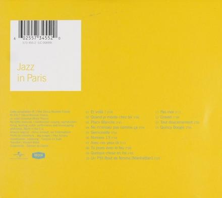 Et voilà! : Jazz in Paris