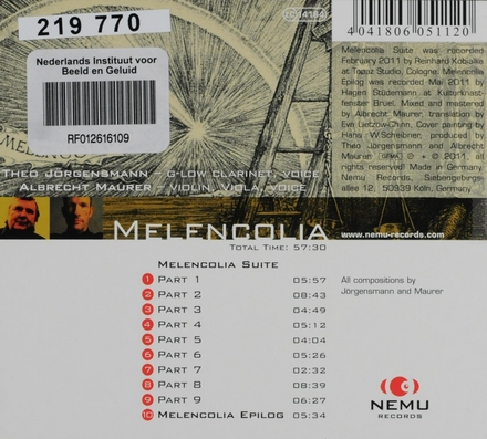 Melencolia