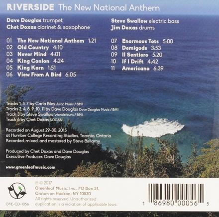 Riverside the new national anthem