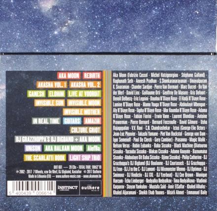 Constellations box : 1992-2015