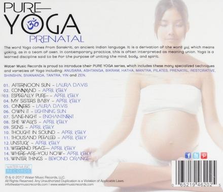 Pure yoga : prenatal
