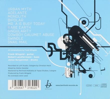 Entangled music