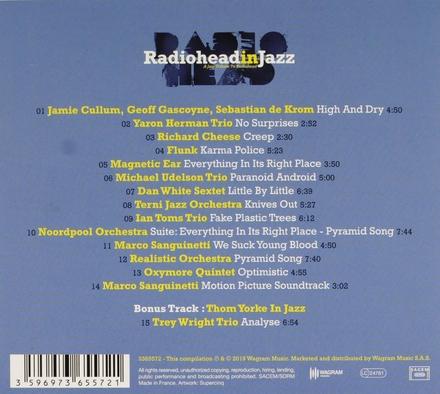 Radiohead in jazz : A jazz tribute to Radiohead