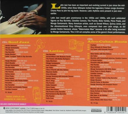 Best of Latin jazz