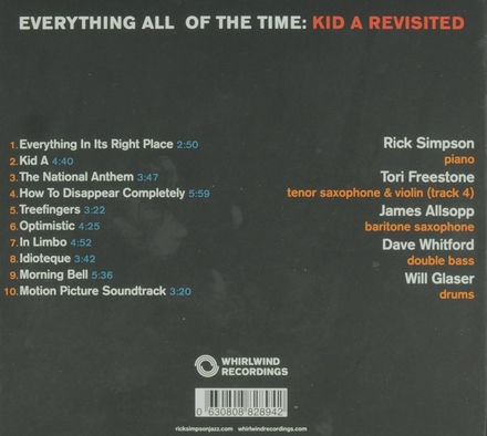 Everything all of the time : Kid A revisited