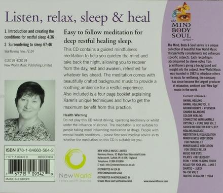 Mindfulness for better sleep