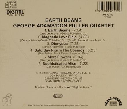 Earth beams