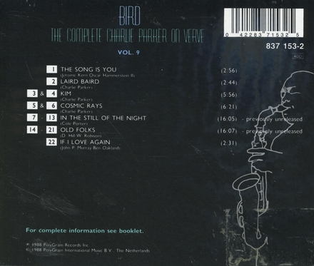 The complete...on verve. vol.9