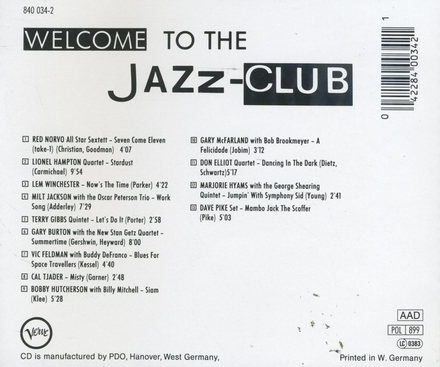 Jazz club - vibraphone