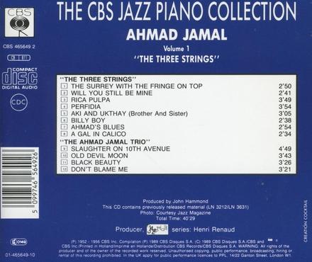 The three strings. vol.1