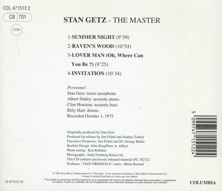 The master - oct.1975
