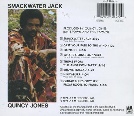 Smackwater jack