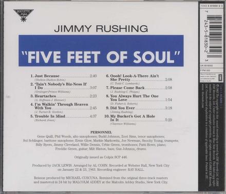 Five feet of soul