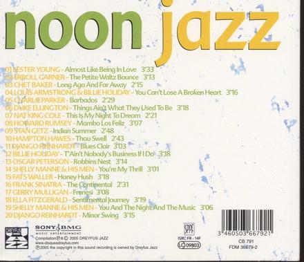 Noon jazz