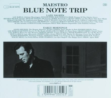 Blue Note trip